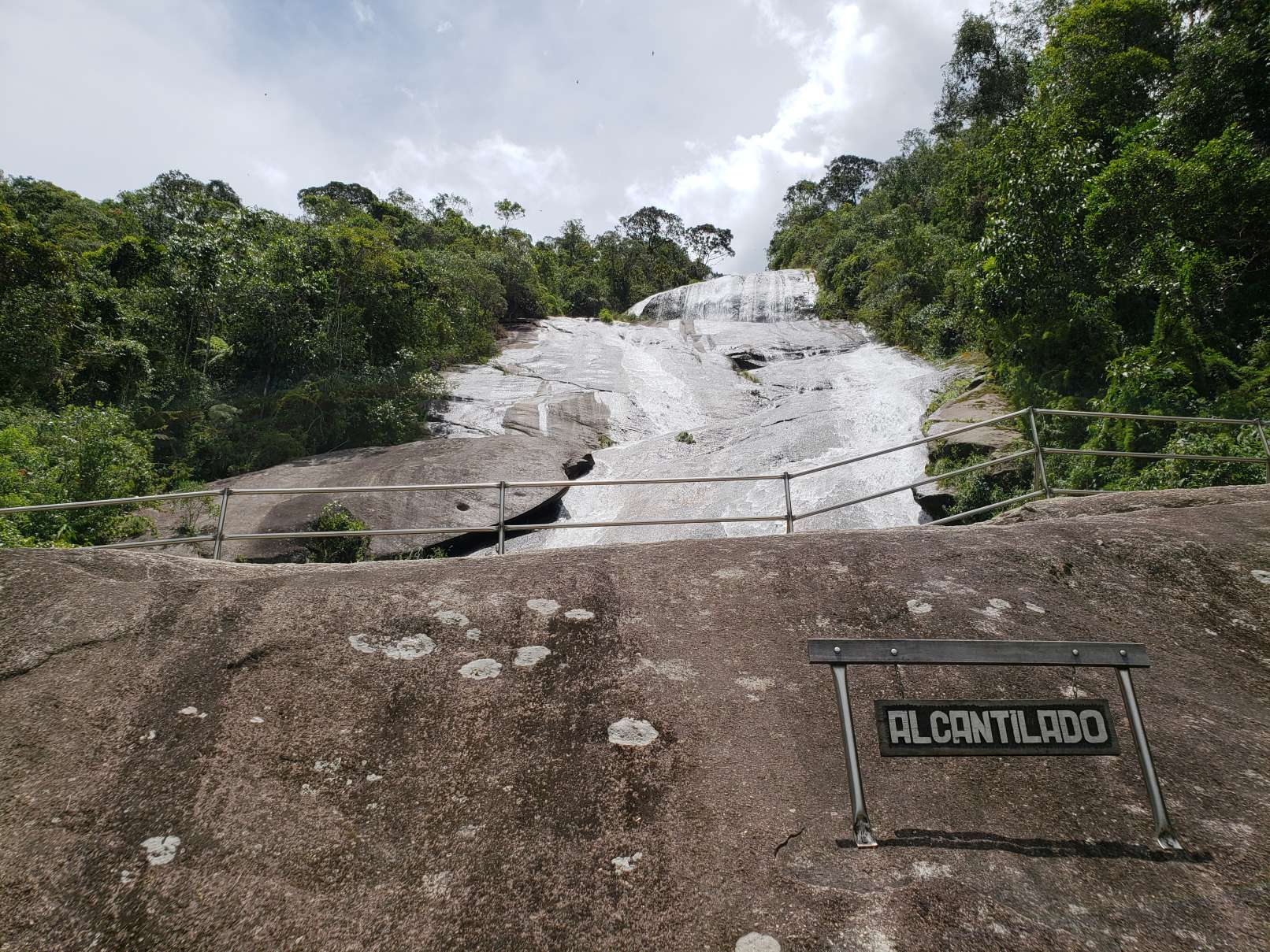 Cachoeiras do Alcantilado