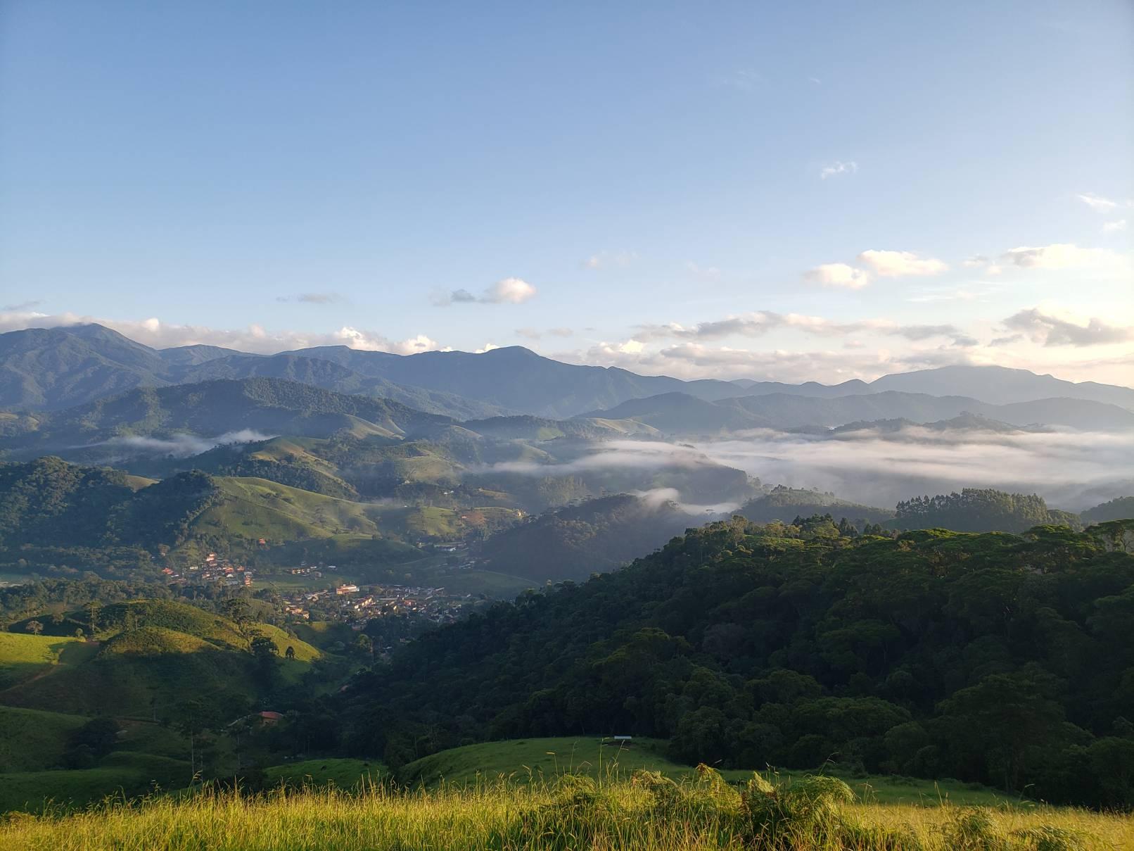 Um dos lugares mais bonitos do Brasil!
