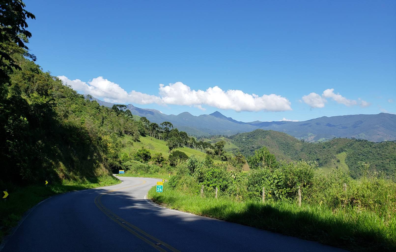 Como chegar em Visconde de Mauá